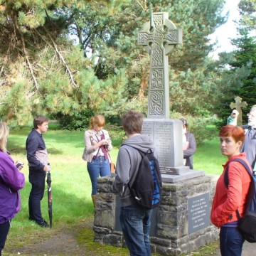 Cathays Cemetery – 'how green a place it is'