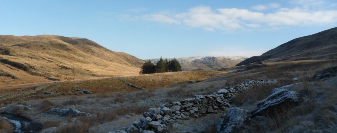 The Cistercian Way - a new heritage footpath for Wales